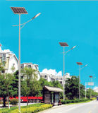 Luz de calle solar sola del soporte 21With24With30With36W LED