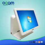 (POS8618) Indicador todo do LCD do monitor da tela de toque em um terminal do dinheiro Register/POS do PC