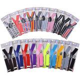 Suspenders Multicolor das crianças da forma para meninos e meninas