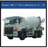 Caminhão 6X4 do misturador concreto de Hino