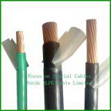 Kabel Sheated van pvc Insuated van Ce de UL Gekwalificeerde Nylon Elektrische