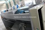 Harsle 고품질 제품: QC12k 시리즈 디지털 표시 장치 유압 그네 광속 Sheaing 기계