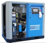 Compresor de aire magnético permanente ahorro de energía del tornillo de la eficacia alta