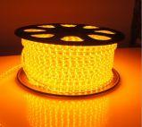 SMD3014 220V imperméabilisent la lumière de bande de DEL pour l'éclairage de vacances