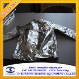 Solasの公認のアルミホイルファブリック耐火性のスーツ