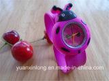 Вахта кнопки способа вахты силикона Yxl-876, малый размер с белой стороной, имеющимся вахтой шлепка 12colors для видов