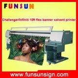 セイコーHead (FY3208R)との3.2m Flex Banner Printer/Vinyl Printer