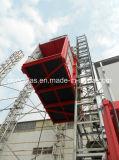 Mergulhando o elevador da construção do zinco (SC200/200)