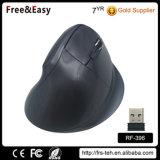 新製品光学USB人間工学的の縦の無線マウス
