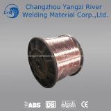 穏やかな鋼鉄En G4si1ミグ溶接ワイヤー
