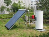 Sistema de calentador de agua solar de Split de tipo presurizado