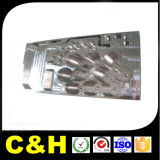 Филируя часть алюминия отполированная Al7075/Al6061/Al2024/Al5051 филируя