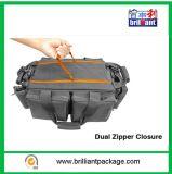 Atacado Dual Zipper Closure Packages com Armazenamento