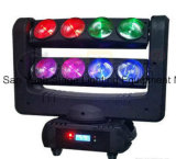 8PCS RGBW 4in1 LED Spider Stage Lights