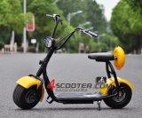 Cadena de conducción de 2 rueda Scooter eléctrico Citycoco