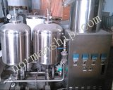 Bière micro d'acier inoxydable faisant le matériel