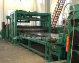Máquina de corte de aço do metal da placa da telha de Argélia