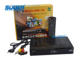 Dvb-T2 van Suoer 1080P Full HD TV Receiver HD Digital DVB Set Top Box van Satellite (dvb-T2 MPEG4)