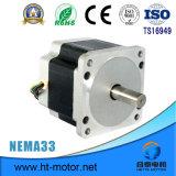 NEMA 33/85*85 1.2 Graad 3 Stepper van de Fase Motor