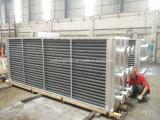 Cambiador de calor de alta temperatura del tubo aletado del acero inoxidable del vapor