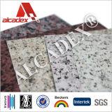 Мраморный панель отделки PVDF Coated декоративная алюминиевая составная