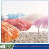 わらのビーチパラソルのテラスの傘(SY2010)