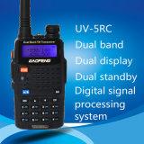 Goedkope 4W Draagbare Baofeng Dubbele Band Bidirectionele Radio uv-5RC voor Verkoop