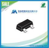 Transistor Fmmt491 do componente eletrônico para o conjunto do PWB
