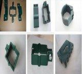 Usine enduite de PVC galvanisée par frontière de sécurité Chine Anping de protection de route de frontière de sécurité de treillis métallique