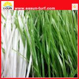 Césped artificial de la hierba para el balompié, el tenis, el patio y ajardinar