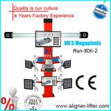 Hete Verkopende 3D Aligner van het Wiel voor het AutomobielCentrum van de Reparatie