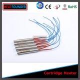 Elemento eléctrico del calentador del cartucho