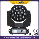 indicatore luminoso capo mobile dell'occhio LED dell'ape dell'occhio K10 di 19X15W B