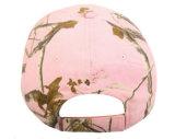 A alta qualidade Camouflague cor-de-rosa ostenta bonés de beisebol