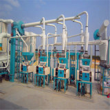 1t/H Maize Milling Machine Maize Meal Machines