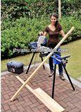 El inglete vio las herramientas de funcionamiento de madera universales del escantillón del vector del sitio de trabajo del soporte (YH-MS029G)