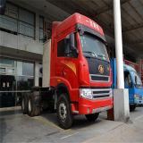 最もよい価格のFAW 6X4 380HPのトラクターのトラック