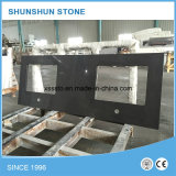 Пользы камня кварца Countertop кухни белые для верхней части