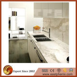 Slab、WallまたはCountertop/Vanity TopのためのイタリアCalacatte White Marble Tile