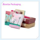 Cajas de regalo de boda de papel de la cartulina de Promotioanl