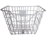 Low Price를 가진 튼튼한 Material Steel Wire Bike Basket