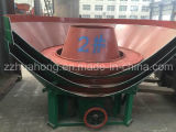 Grind Gold Machine / Wet Gold Mill Plant / Gold Ore Wet Pan Mill