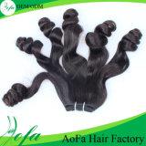 Bestes Qualitätsnatürliches Haar-reines Jungfrau-Brasilianer-Haar