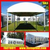 De semi-permanente Tent van de Koepel van het Frame van het Aluminium Op zwaar werk berekende Gebogen voor Tentoonstelling