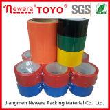 Bande colorée de BOPP avec pour le cachetage et l'emballage de carton