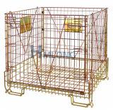 Europäischer verschließbarer Haustier-Vorformling-Maschendraht-Behälter