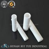 Rifornimento del tubo di ceramica refrattario -99, tubo di ceramica dell'allumina & di ceramica dell'allumina 99