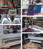 Máquina de gravura Desktop Akg6090 do CNC do Sell super da parte superior da qualidade