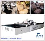 Máquina de estaca da tela do vestuário do CNC de Tmcc-1725/2025/2225m