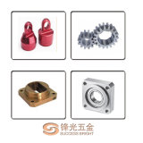 CNC Machinery Parts und CNC Machining Aluminum Part mit Anodization